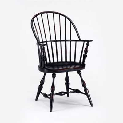 RIVER BEND WINDSOR CHAIR BOW BACK ARM CHAIR KIT