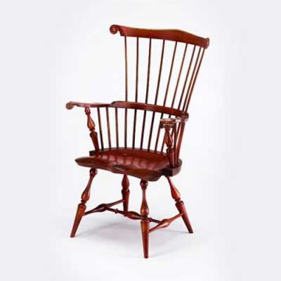 RIVER BEND WINDSOR CHAIR NEW ENGLAND COMB BACK KIT